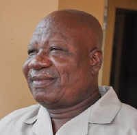 Allotey Jacobs is Former Central Regional Chairman