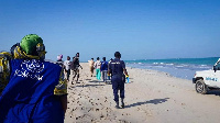 Some 20 migrants from Djibouti drowned after smugglers threw dozens of people into the sea