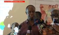 NPP's Director of IT, Joe Anokye