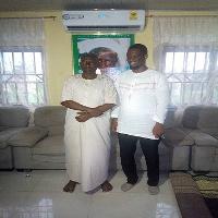 Abdul Aziz Mohammed and Alhaji Mohammed Mammah Aremeyaw