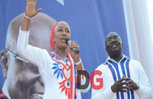 Samira Bawumia Campaign