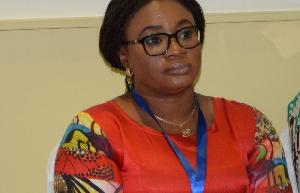 Charlotte Osei, Chairperson,  Electoral Commission