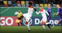 Black Stars defender Kasim Adams