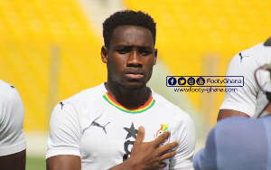 Ghanaian attacker, Joseph Paintsil