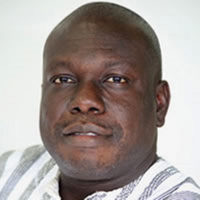 Member of Parliament (MP) for Agotime-Ziope in the Volta Region, Charles Agbeve