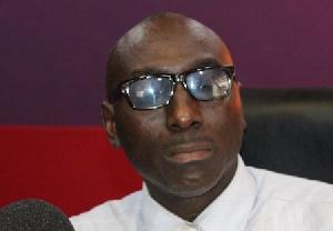 Private legal practitioner,Abraham Amaliba