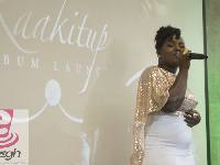 The album was launched at Urbano Hotel in Osu.