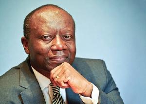 The Finance Minister, Ken Ofori Atta 5