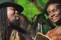Obrafour with late Belinda