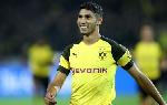 Achraf Hakimi ranks number 1 as Africa's best player in the German Bundesliga