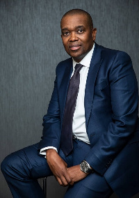 CEO Harith General Partners, Sipho Makhubela