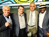 WBC officials