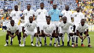 Black Stars striker