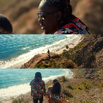 Some scenes from the music video
