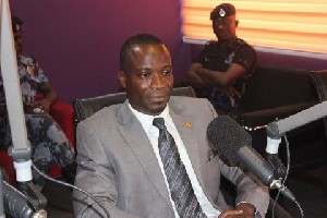 High Court Judge Justice Kyei Baffour