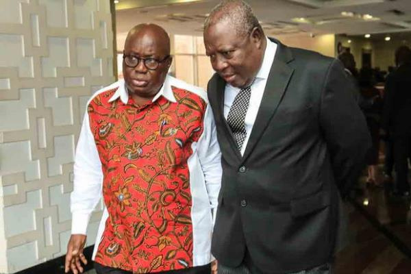 Akufo-Addo is the 'mother serpent of corruption' – Amidu