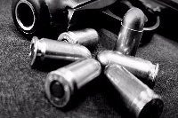 File photo of bullets