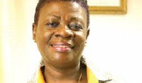 Ghana Shippers' Authority (GSA) Chief Executive, Benonita Bismarck
