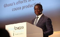 Former COCBOD CEO, Dr Stephen Kwabena Opuni