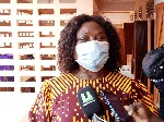 Dr Charity Sarpong, Greater Accra Regional Director of Health Service