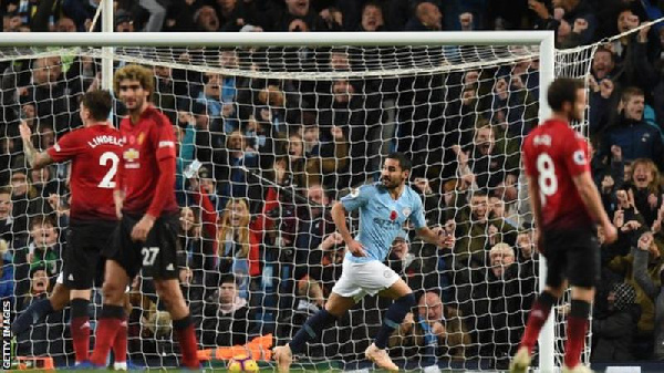 Ilkay Gundogan finished off a move which featured 44 passes to score Manchester City's third goal