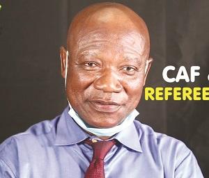 Ghana Football Association Referees Manager Alex Kotey
