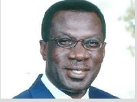 Former minister of state, Professor Christopher Ameyaw-Akumfi