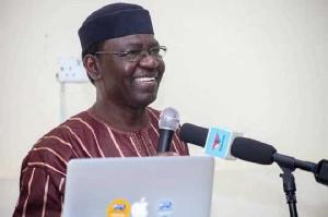 Prof. Omowumi Iledare