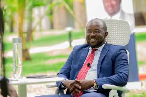 GFA President, Kurt Edwin Simeon-Okraku