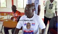 Ekumfi chairman, Ekow Esirifie-Buckman