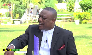 Ghanaian Lawyer, Maurice Ampaw