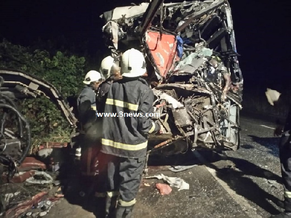 Dompoase road crash: Government to clear medical bills of victims