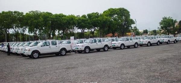 NIA vehicles