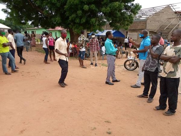 NDC executives beaten as chaos engulfs Lower Manya Krobo registration