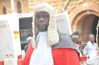 Chief Justice, Justice Anin-Yeboah