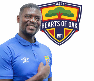 It will be difficult for Samuel Boadu to succeed at Hearts of Oak - Mohammed Polo