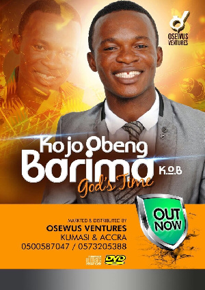 Kojo Obeng Barima (K.O.B)