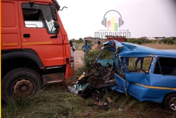 Rado accidents have been described as Ghana's worst pandemic