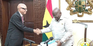 Justice Emile Short And Nana Addo
