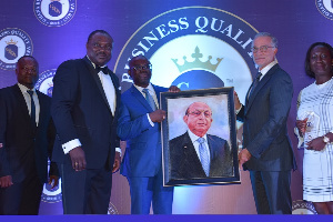 The award is to recognise regional business and corporate icons