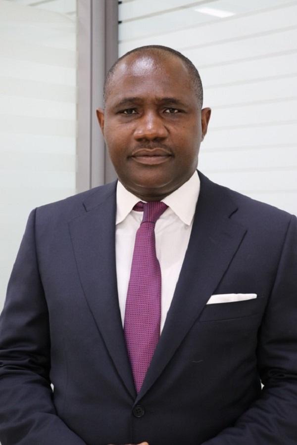 Emmanuel Odartey Lamptey is deputy Managing Director-Operations of GCB Bank