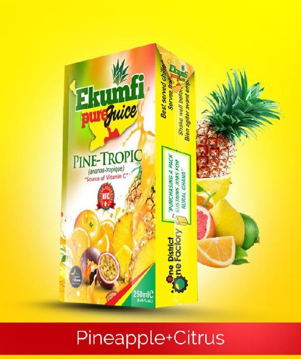 Ekumfi Juice sparks social media storm