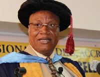 Prof. Joshua Alabi, former Vice-Chancellor, UPSA