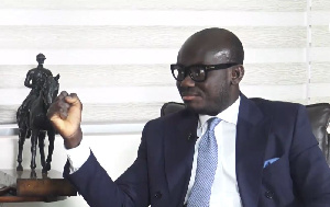 Godfred Yeboah Dame, Attorney General and Minister of Justice