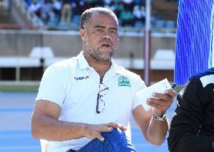 Former Asante Kotoko coach Steven Polack