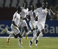 Senegal won two of their group games
