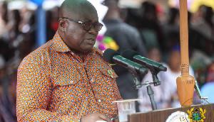 President Nana Addo Dankwa Akufo Addo 1