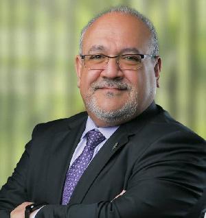 Farid Antar, MD of Republic Bank