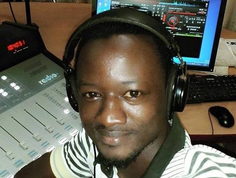 Nuhu Abu-Hassan popularly known as DJ Maestro