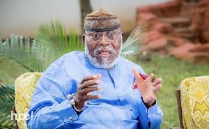 Former GFA Chairman, Dr Nyaho Nyaho Tamakloe